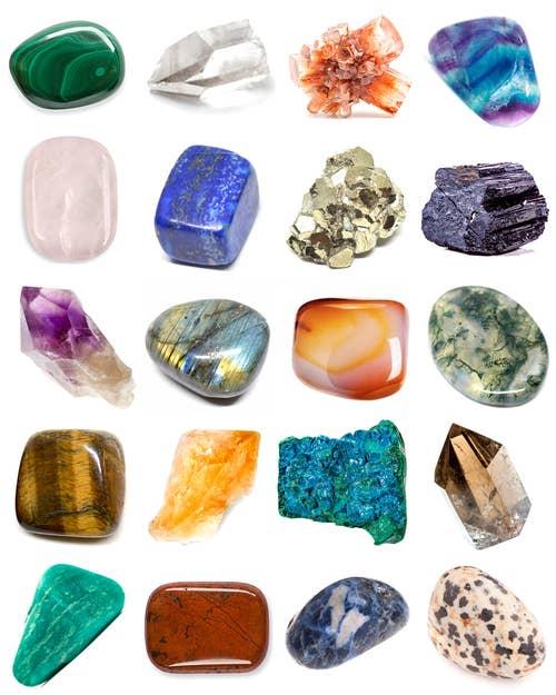 Chuyên gia đá quý nhìn ra 10 loại đá hiếm