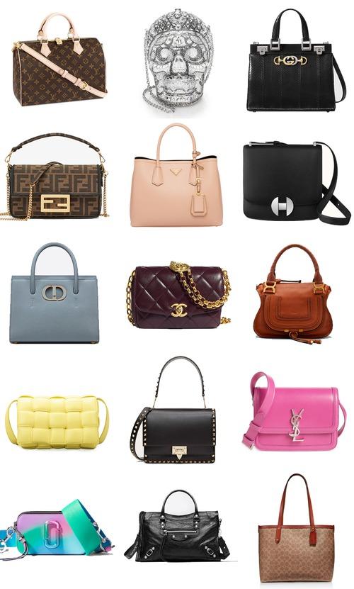 Fashionista nhận biết túi hiệu nghìn đô trong 5s - 1