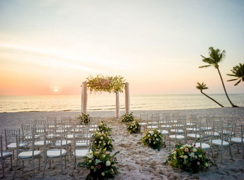 Đây cũng là nơi được nhiều cặp đôi lựa chọn tổ chức đám cưới.