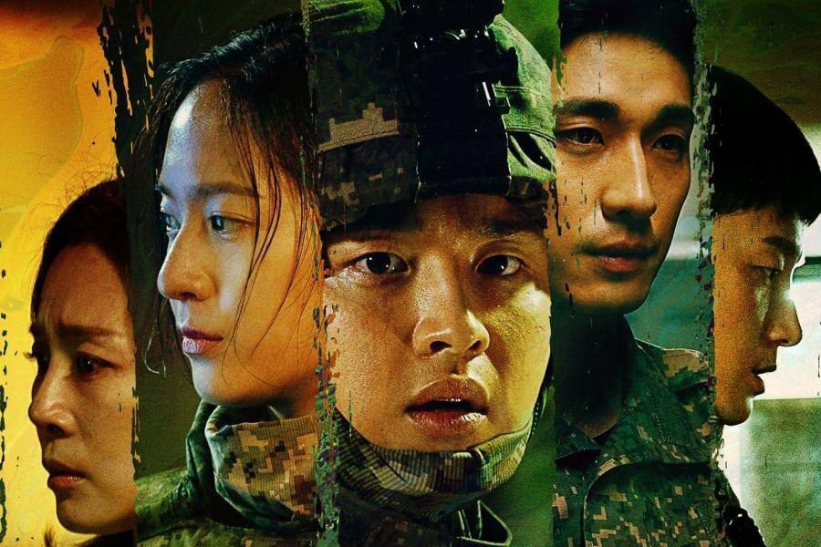 Điểm danh phim Hàn đang được theo dõi nhiều nhất trong tháng 11 này - 6