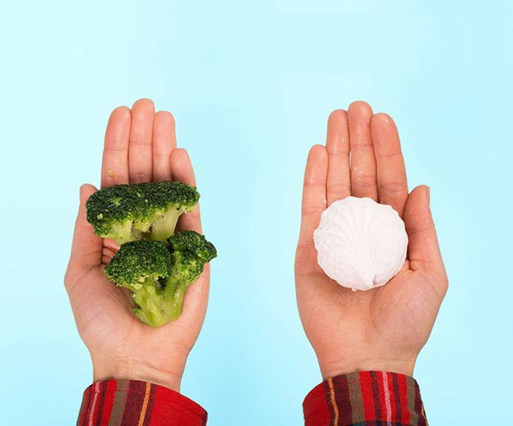 Chuyên gia dinh dưỡng có biết món nào nhiều calo hơn? - 1
