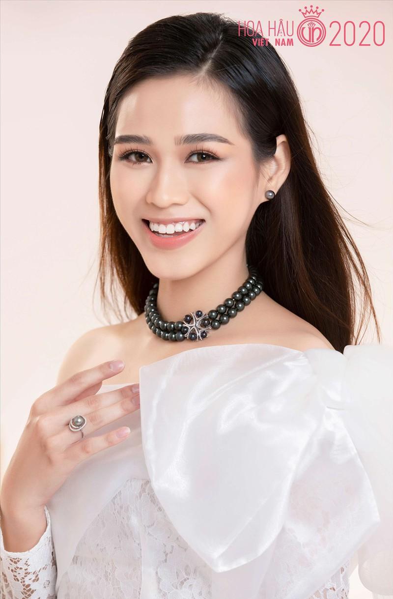 Nhan sắc tân Hoa hậu Việt Nam 2020 Đỗ Thị Hà