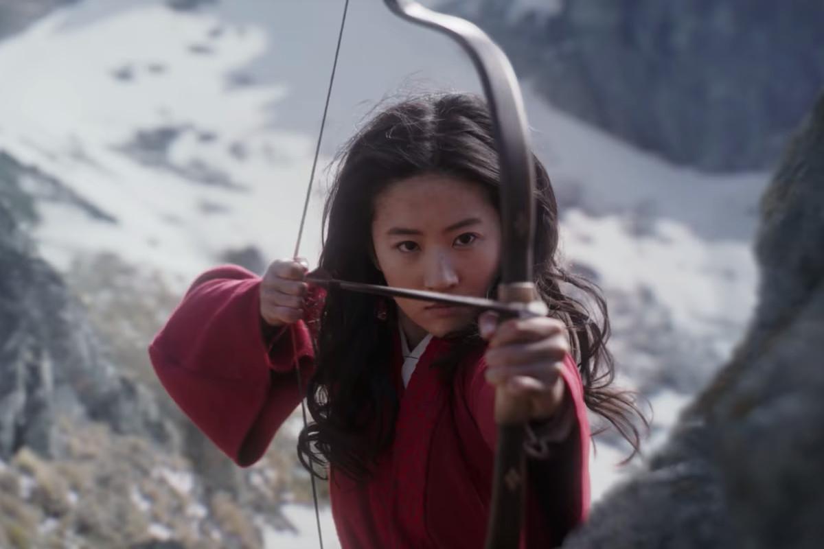Diễn xuất của Lưu Diệc Phi gây tranh cãi.