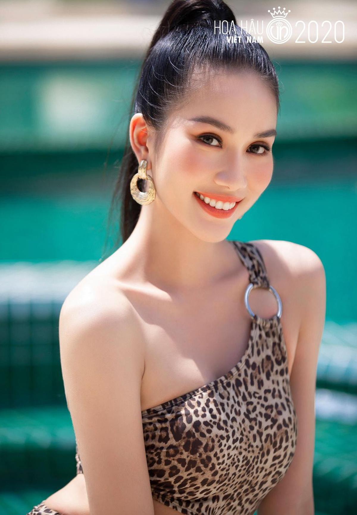 Nhan sắc, học vấn ấn tượng của hai nàng Á hậu Việt Nam 2020 - 2