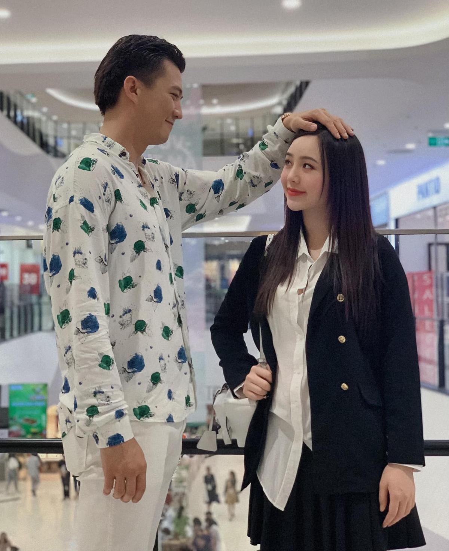 Hà Việt Dũng và Quỳnh Kool rất tình tứ trong bộ phim sắp phát sóng.