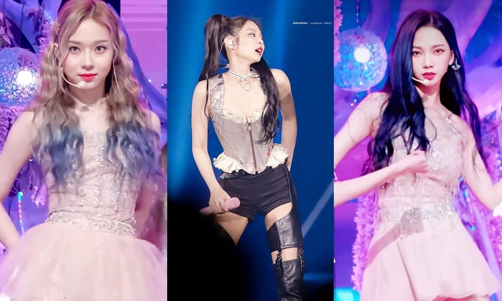 BXH thương hiệu idol: Hai thành viên Aespa bất ngờ vượt mặt Jennie - 3