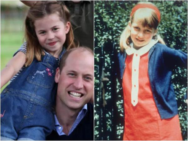 10 khoảnh khắc cho thấy công chúa Charlotte như bản sao nhí của công nương Diana - 4