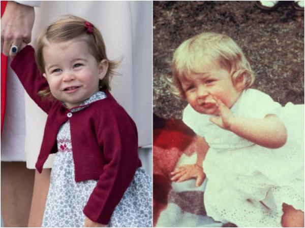 10 khoảnh khắc cho thấy công chúa Charlotte như bản sao nhí của công nương Diana
