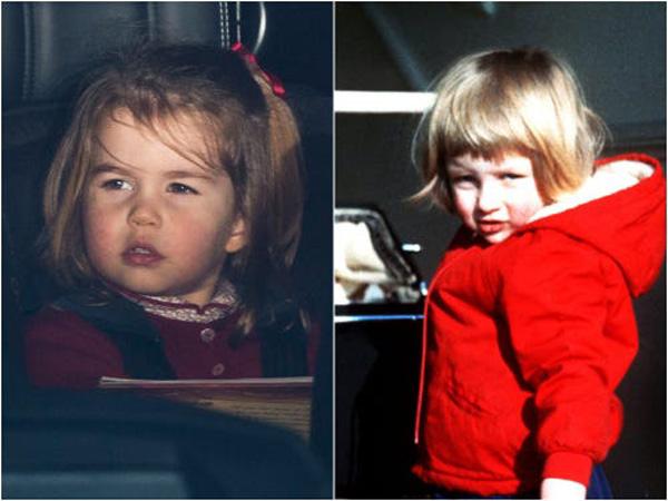 10 khoảnh khắc cho thấy công chúa Charlotte như bản sao nhí của công nương Diana - 16