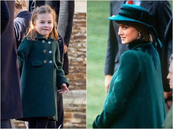 10 khoảnh khắc cho thấy công chúa Charlotte như bản sao nhí của công nương Diana - 8