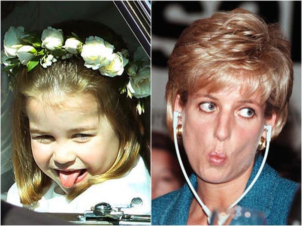10 khoảnh khắc cho thấy công chúa Charlotte như bản sao nhí của công nương Diana - 12