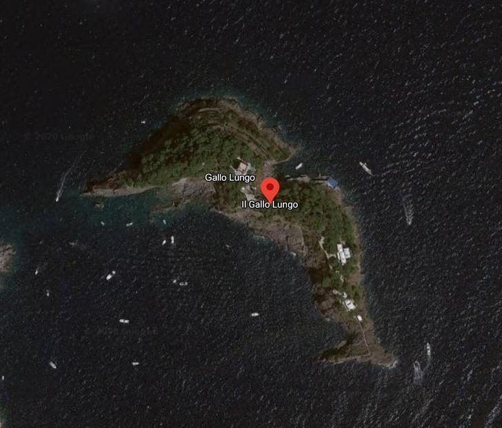 Những hòn đảo lạ lùng hình cá ngựa, gà, pizza...