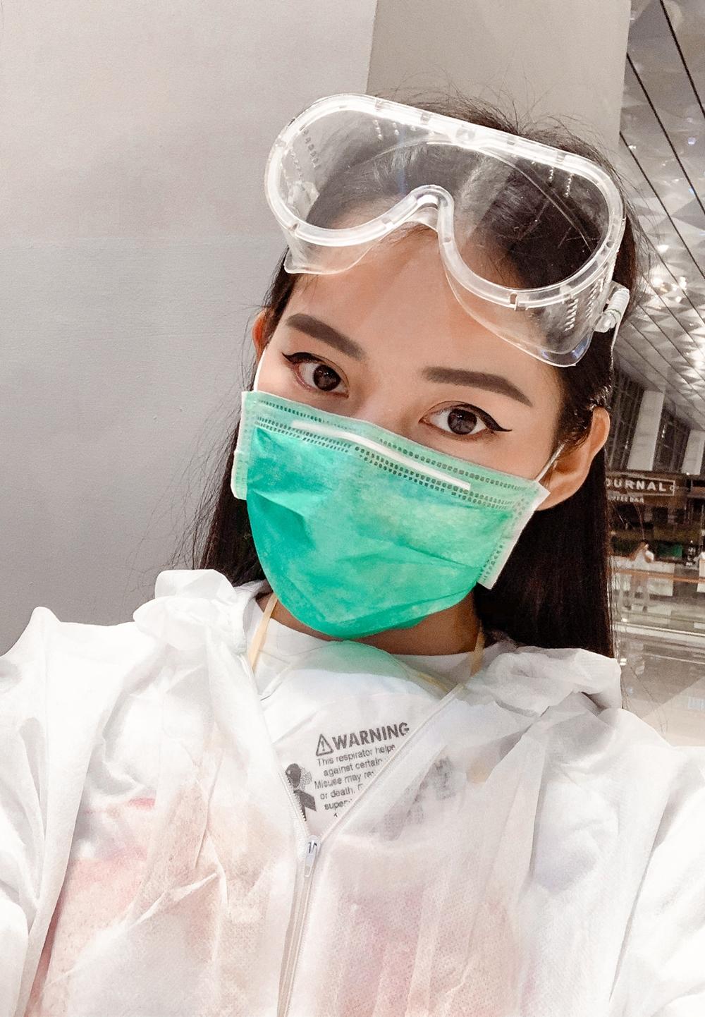 Mialn Phạm vui vẻ không quạu dù mắc kẹt ở Indonesia 10 tháng, bị cách ly 28 ngày ở Việt Nam
