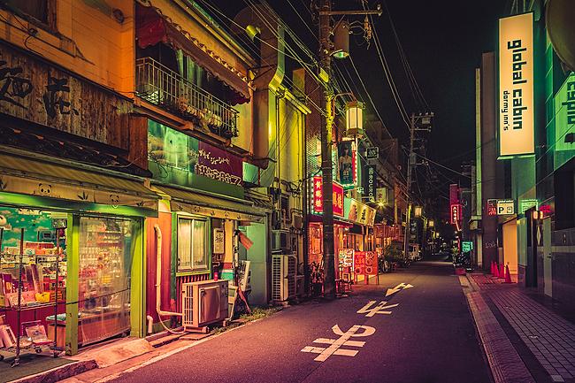 Đường phố ở Nhật Bản không có tên, đúng - sai? - 1