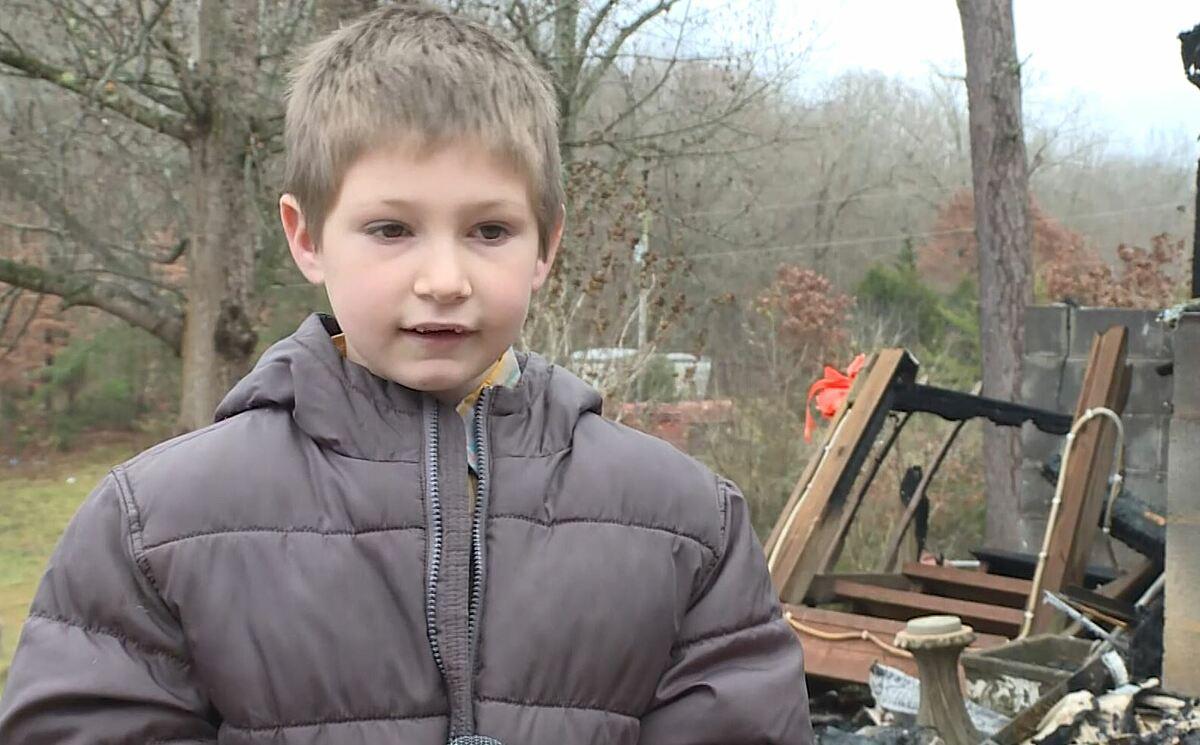 Eli, 7 tuổi.