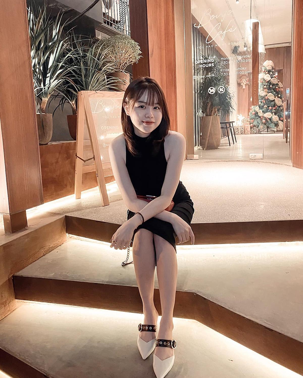 Huỳnh Anh để tóc ngắn sau chia tay Quang Hải.