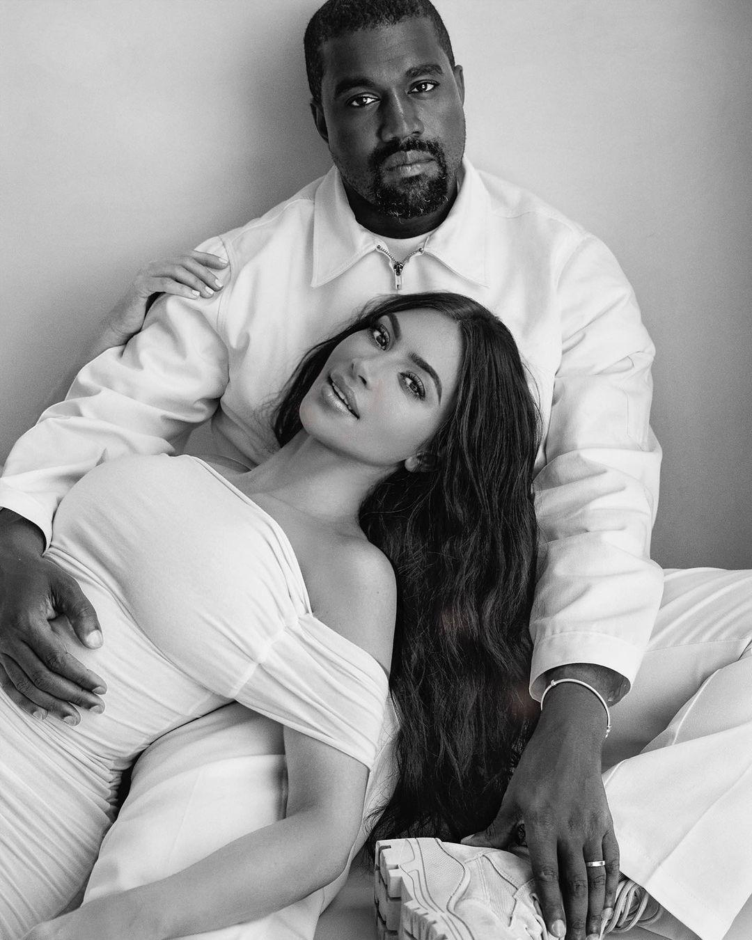 6 manh mối chứng minh Kim Kardashian quyết ly hôn Kanye West - 5