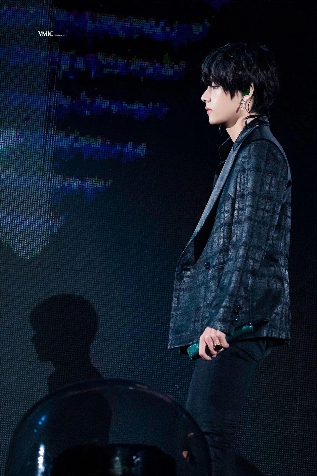 Những idol Kpop đẹp đến mức cái bóng cũng như búp bê - 2