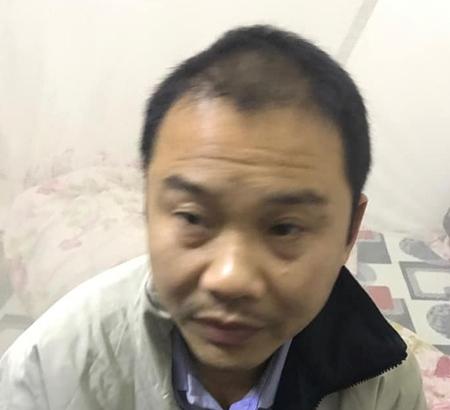 Trần Văn Tịnh. Ảnh: Công an TP Hà Nội