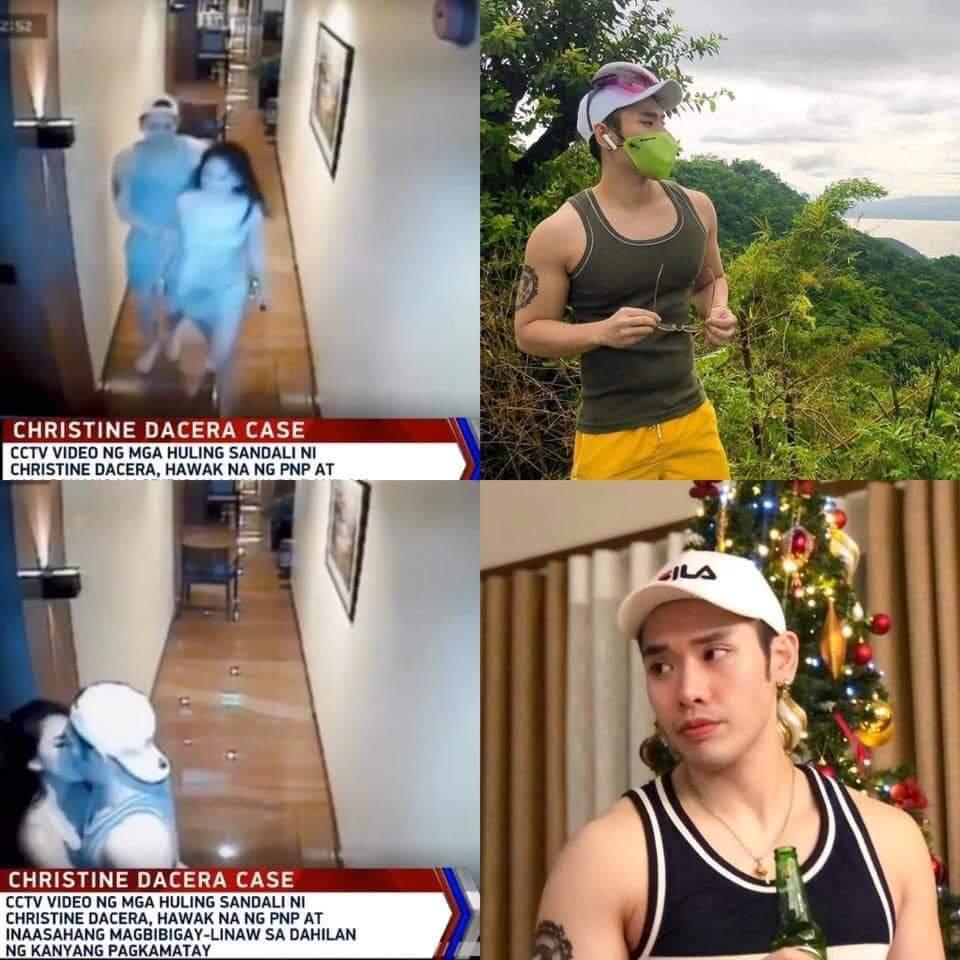 Thanh niên hôn Á hậu Philippines trong CCTV lên tiếng