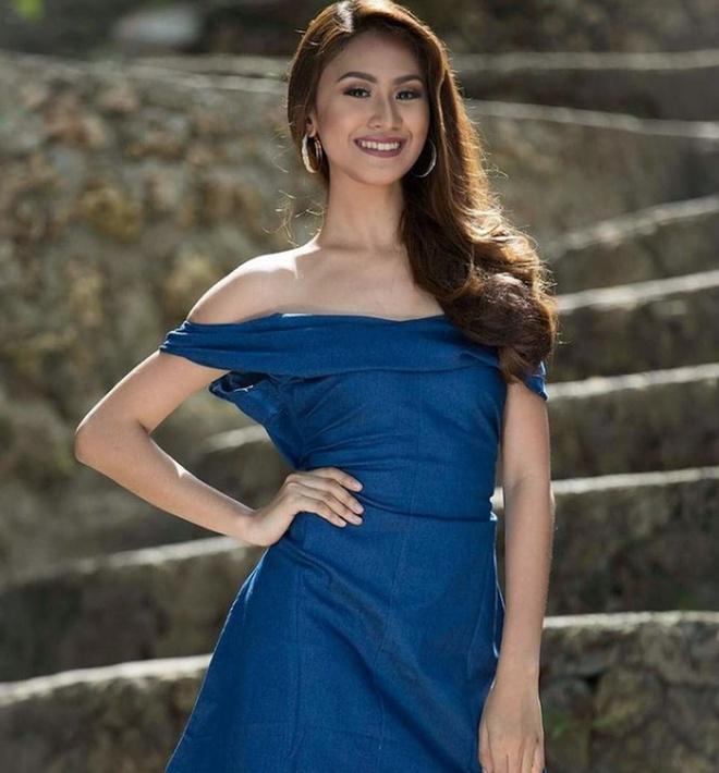 Á hậu Philippines, Christine Angelica Dacera.