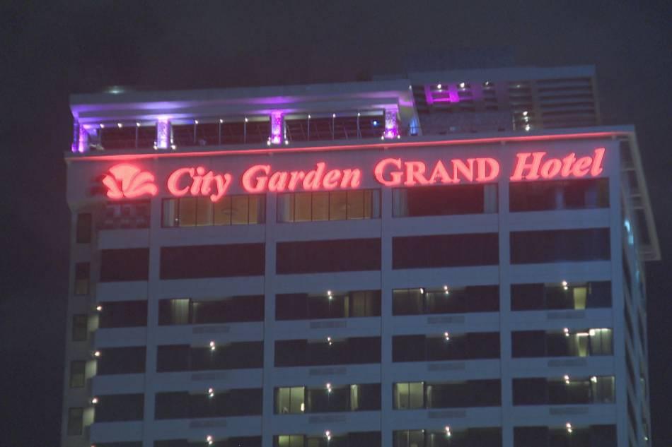 Khách sạn hạng sang City Garden Grand ở thành phố