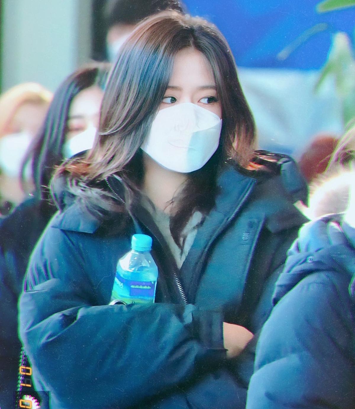 Ahn Yujin.