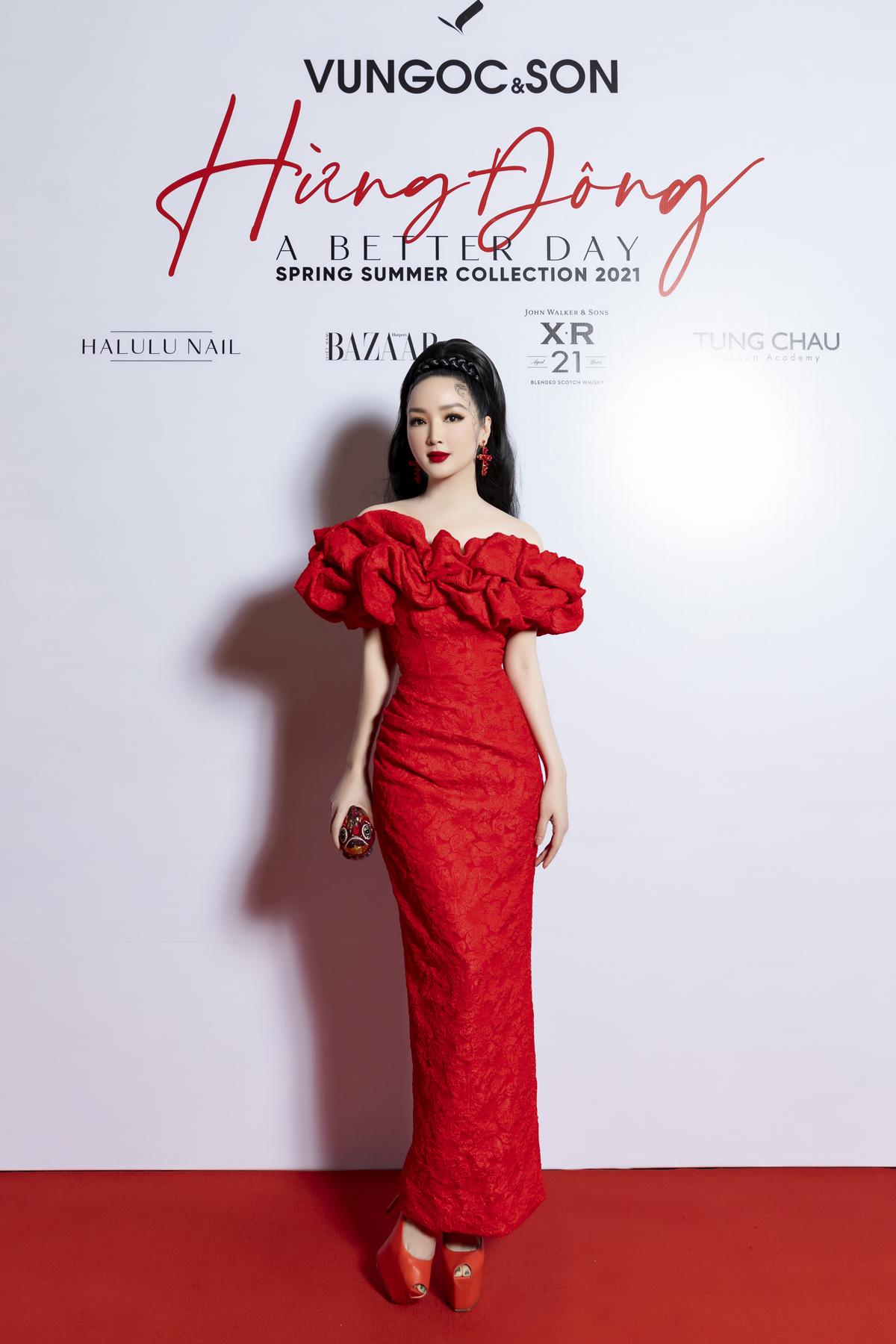 Hoa hậu Giáng My khoe vẻ đẹp ngọt ngào cùng vóc dáng chuẩn.