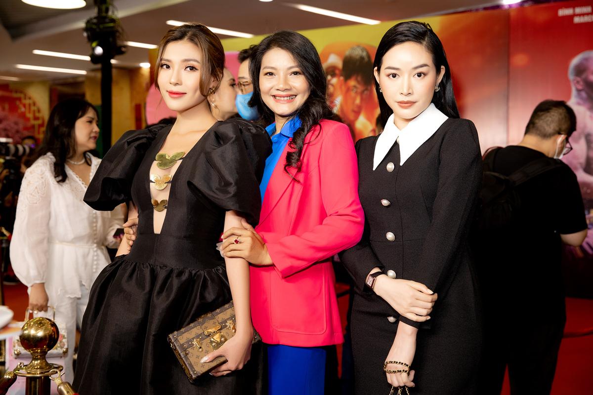 diễn viên Kiều Trinh, Trương Thanh Long, Mai Thanh Hà...