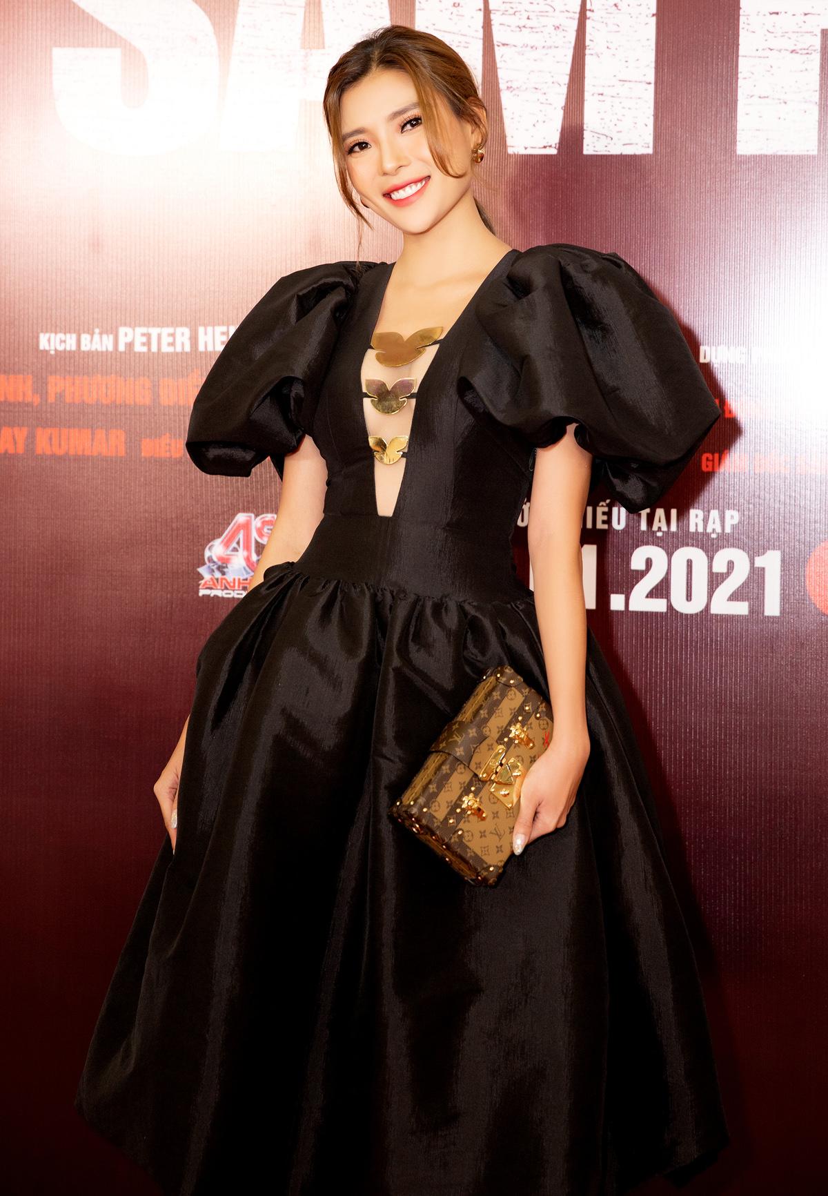 Có lẽ đây sẽ là bộ phim tôi chấm điểm cao nhất trong những năm gần đây, bà xã Lương Thế Thành nói.