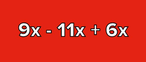 Thử thách đơn giản hóa phương trình khiến ai cũng bối rối - 1