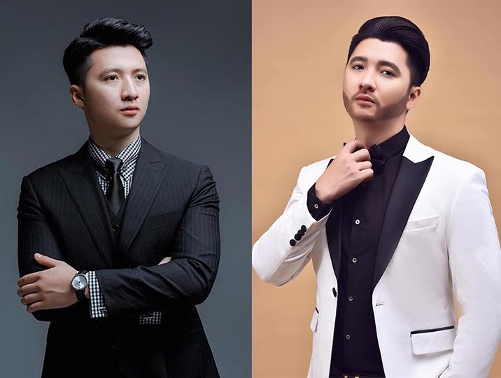 Nguyễn Trọng Hưng trước và sau khi cấy râu.