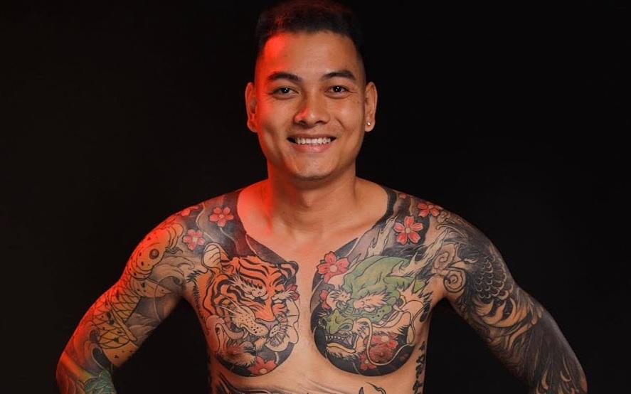 Hồ Văn Khoa. Ảnh: Facebook của nhân vật