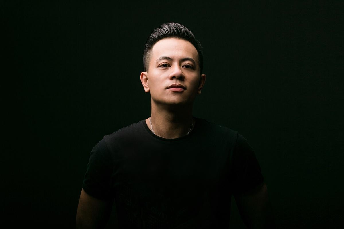 Giám khảo DJ Hoàng Anh.