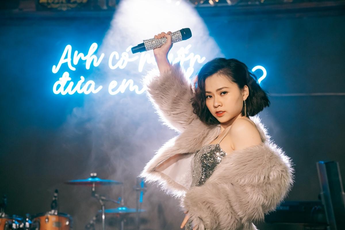 Ngô Lan Hương ngày càng trưởng thành sau 4 năm kể từ Giọng hát Việt.