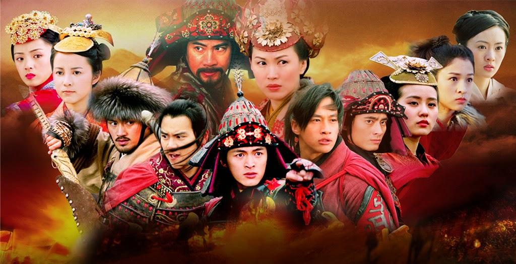 4 phim Trung Quốc đình đám một thời bị xóa sổ - 5