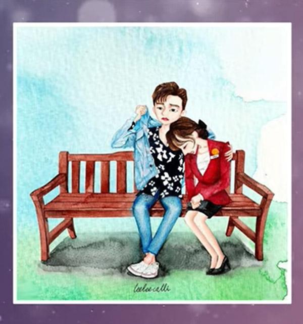 Dân ghiền drama Hàn có biết đây là phim gì? - 11