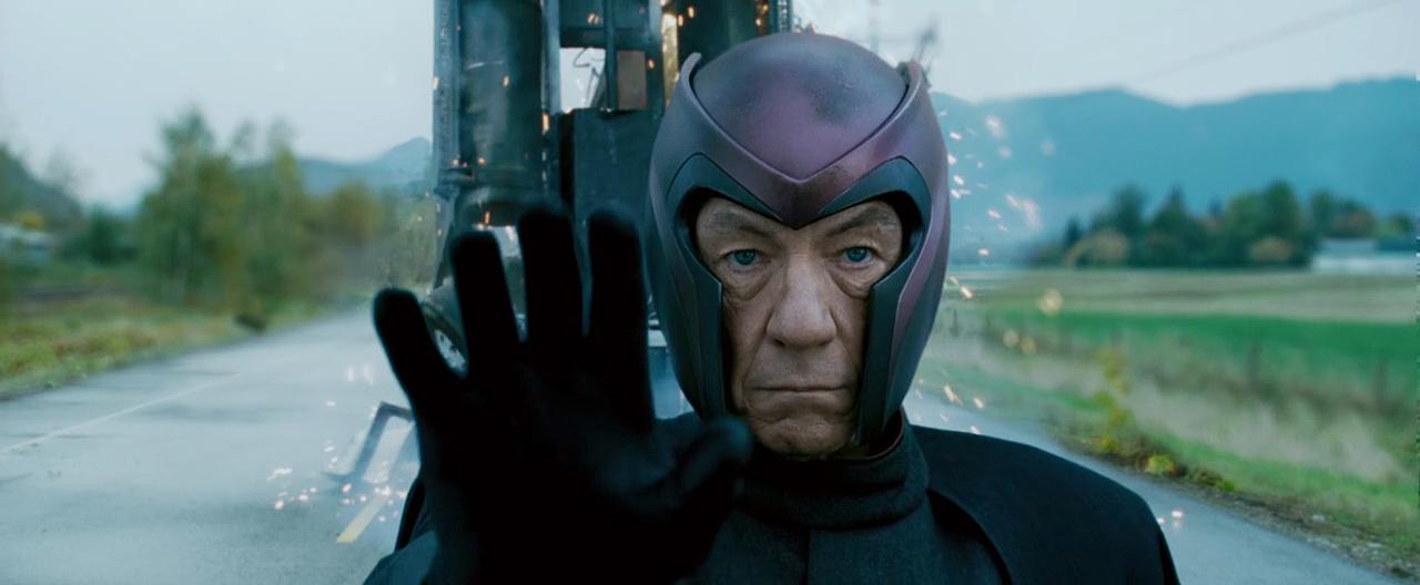 Dị nhân Magneto trong vũ trụ X-Men.