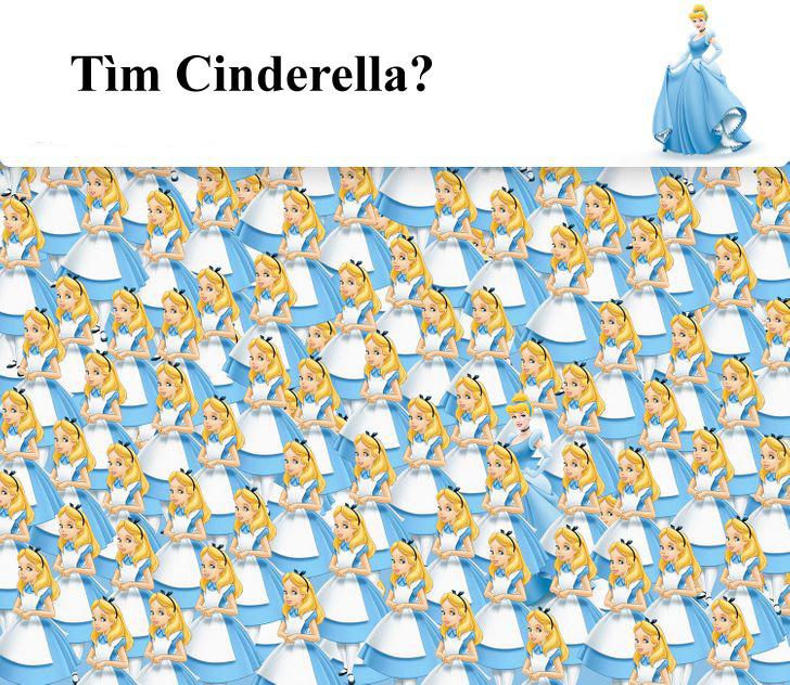 Mỏi mắt tìm nàng Cinderella ở đâu? - 5