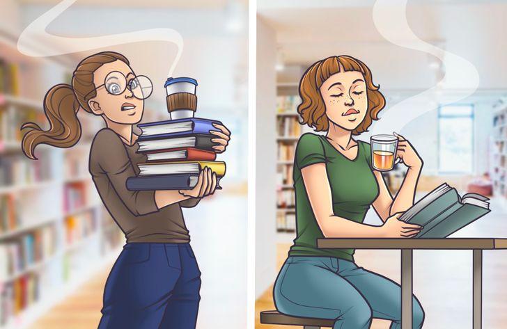 Cà phê hay trà: Đồ uống yêu thích tiết lộ 7 điều thú vị về bạn - 12