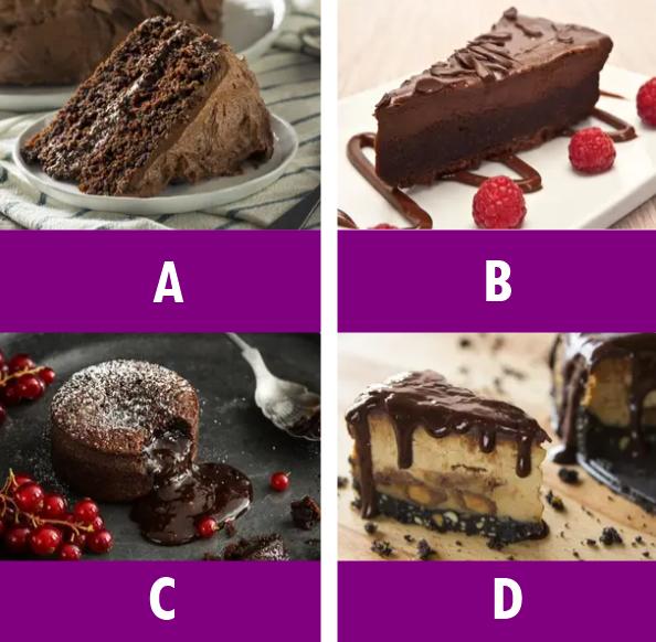 Trắc nghiệm: Tính cách bạn như món tráng miệng nào? - 1
