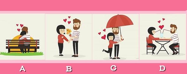 Trắc nghiệm: Bạn và người ấy - ai yêu nhiều hơn? - 1