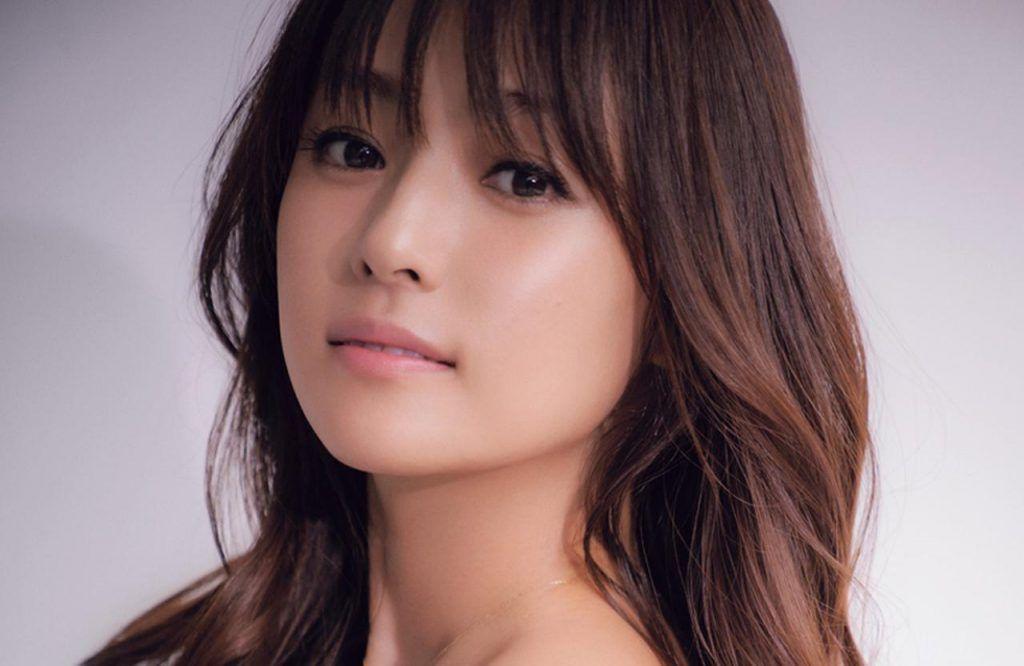 Nữ diễn viên Nhật Bản Kyoko Fukada.