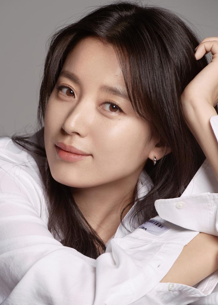 Nữ diễn viên Hàn Quốc Han Hyo Joo.