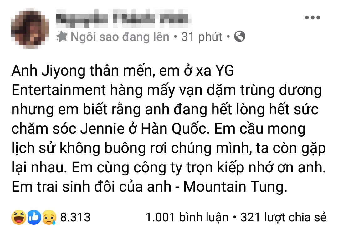 Netizen bắt trend Sơn Tùng Hàn Quốc cứu GD Việt Nam cực nhạy - 4