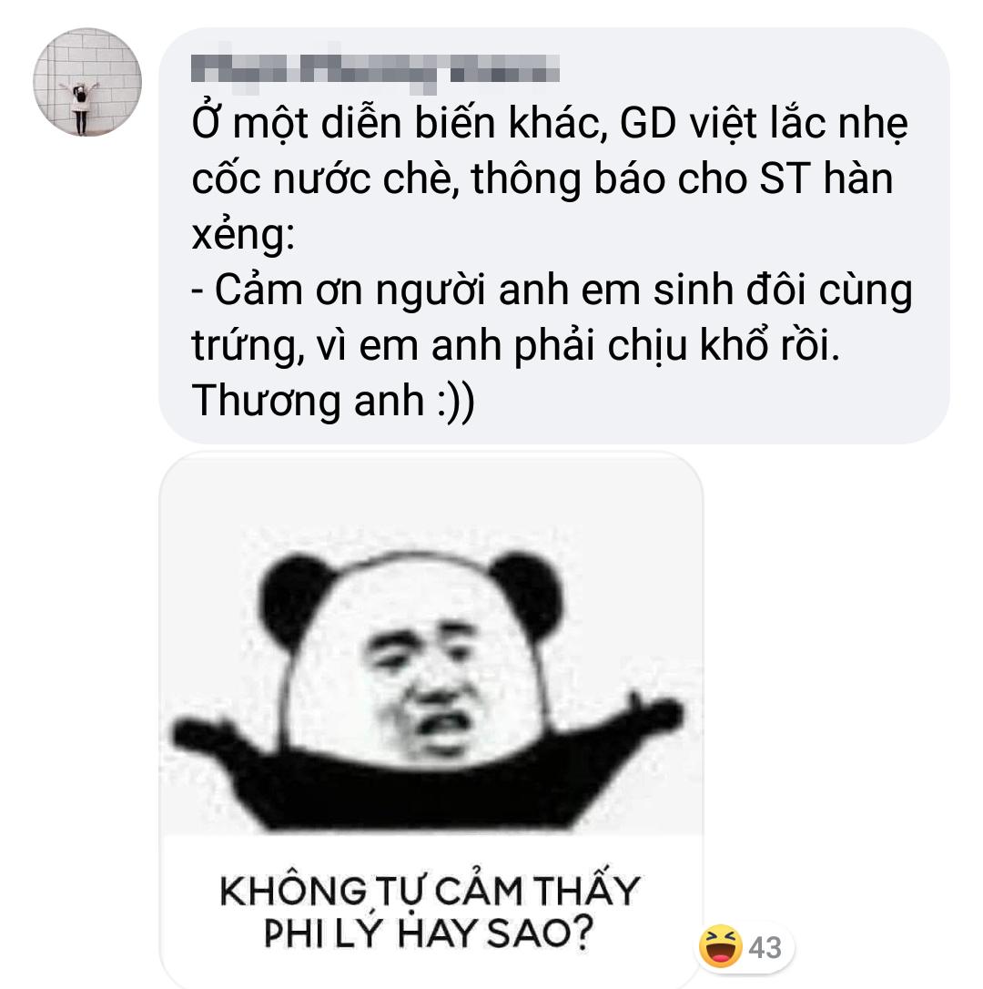 Netizen bắt trend Sơn Tùng Hàn Quốc cứu GD Việt Nam cực nhạy - 10