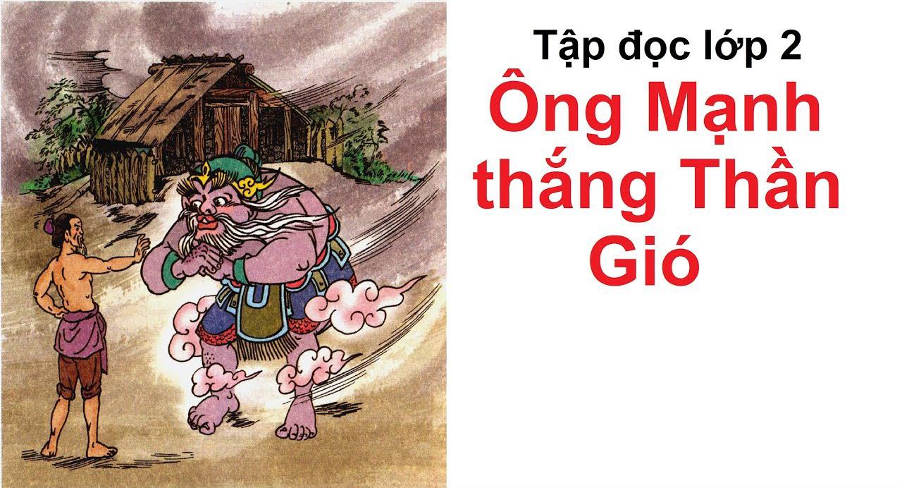 Nhiều người nhắc đến câu chuyện ông Mạnh thắng Thần Gió trong sách Tiếng Việt lớp 2 để ngợi ca hành động cứu bé gái rơi từ tầng 12A.