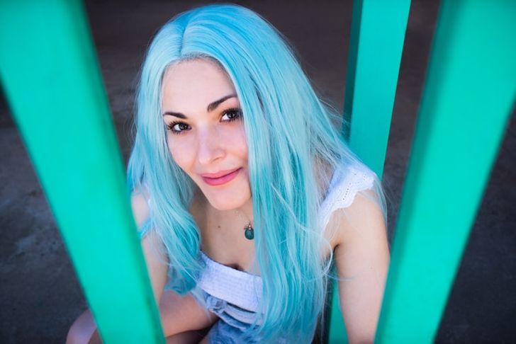Màu tóc nhuộm yêu thích bật mí tính cách bạn gái - 11