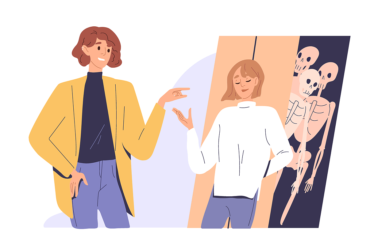 4 điểm nổi trội của người dễ ngoại tình - 3