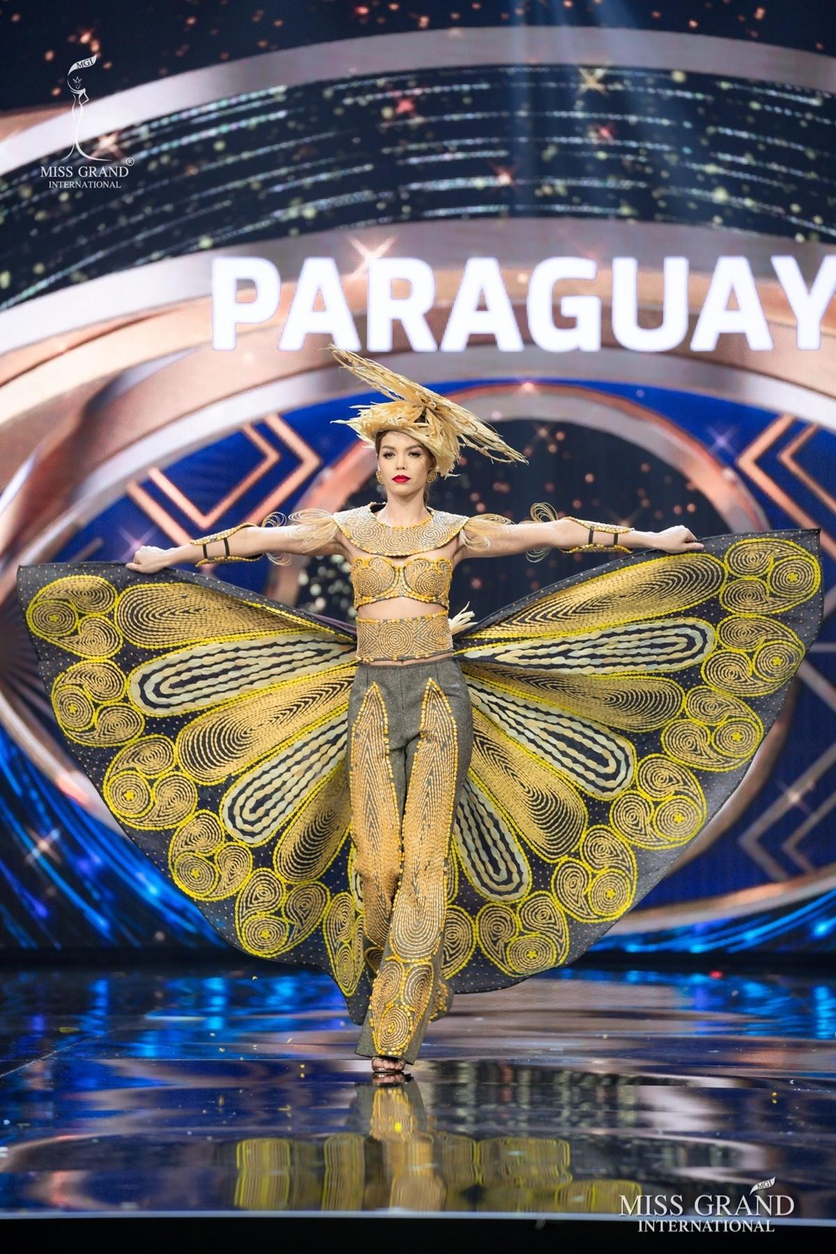 Đại diện Paraguay.